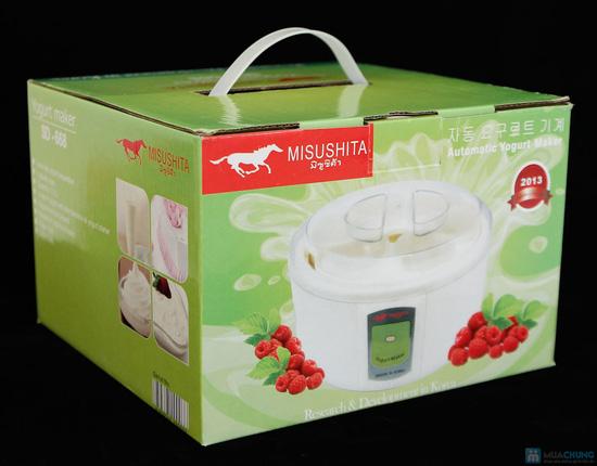 Máy làm sữa chua misushita SD-668 - 1