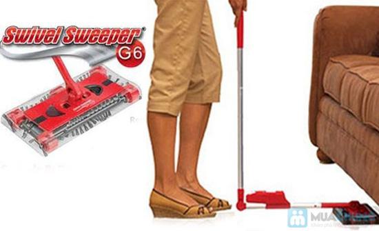 Máy hút bụi không dây Swivel Sweeper thế hệ mới G6 - 9