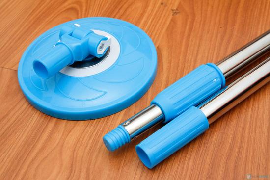 Cây lau nhà 360 độ Easy Mop lồng Inox - loại nhỏ - 4