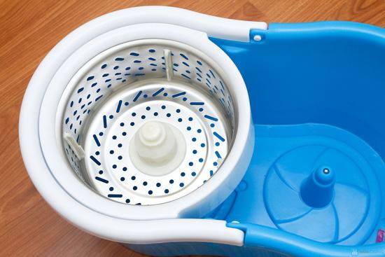 Cây lau nhà 360 độ Easy Mop lồng Inox - loại nhỏ - 3