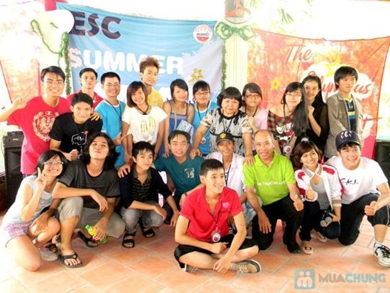 2 ngày tham gia hội trại giao lưu dã ngoại với người nước ngoài tại Khu du lich sinh thái BÒ CẠp VÀNG - 1