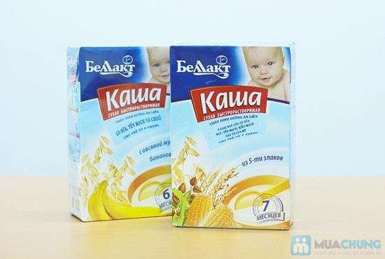 Cháo dinh dưỡng Bellakt ăn liền cho bé từ 6 - 7 tháng tuổi, nhập khẩu từ Nga - Chỉ 90.000đ/hộp - 3