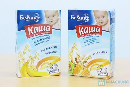 Cháo dinh dưỡng Bellakt ăn liền cho bé từ 6 - 7 tháng tuổi, nhập khẩu từ Nga - Chỉ 90.000đ/hộp - 5