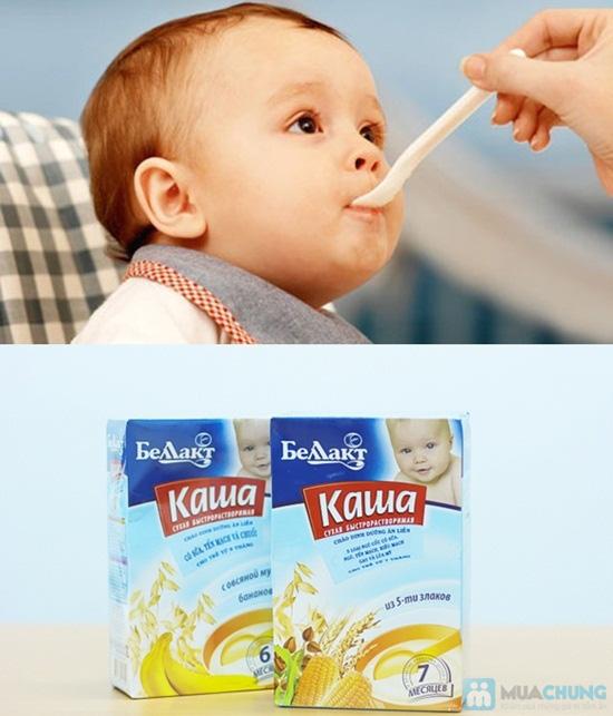 Cháo dinh dưỡng Bellakt ăn liền cho bé từ 6 - 7 tháng tuổi, nhập khẩu từ Nga - Chỉ 90.000đ/hộp - 1
