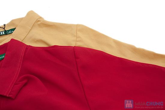 Áo sơ mi 2 túi phong cách Hàn Quốc - 8