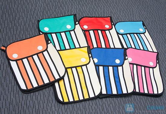 Túi đeo 3D vải bố - Chỉ 155.000đ - 1