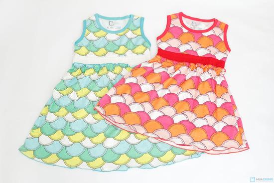 Combo 2 váy màu cho bé - 4
