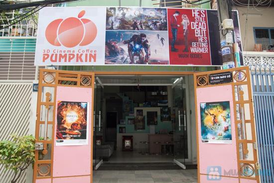 Phiếu ăn uống + xem phim tại Cafe 3D Pumpkin - Chỉ với 69.000đ được phiếu 150.000đ - 6