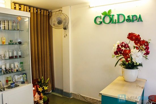 Chăm sóc da mặt với mỹ phẩm Dermalogica (60 phút) tại Gold Spa - Chỉ 90.000đ - 9