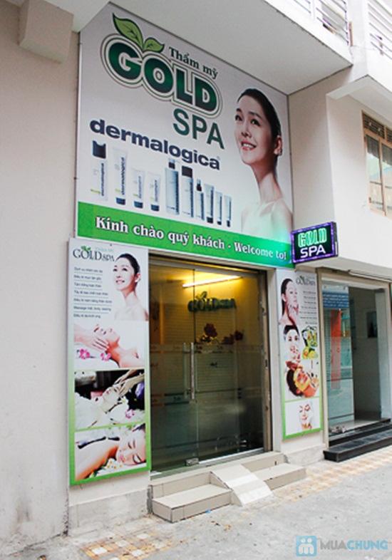 Chăm sóc da mặt với mỹ phẩm Dermalogica (60 phút) tại Gold Spa - Chỉ 90.000đ - 11