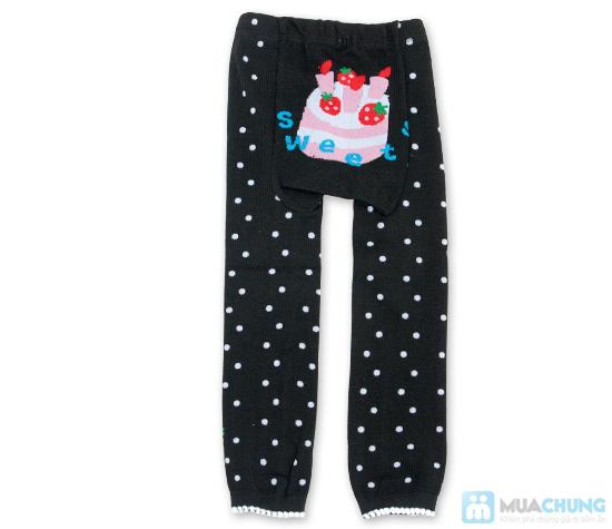 Combo 2 quần len hình thú cho bé - 6