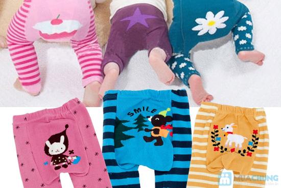 Combo 2 quần len hình thú cho bé - 9