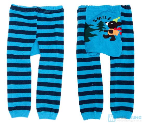 Combo 2 quần len hình thú cho bé - 3