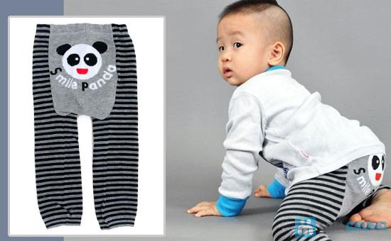 Combo 2 quần len hình thú cho bé - 10