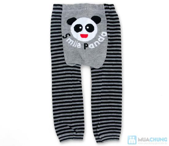 Combo 2 quần len hình thú cho bé - 4