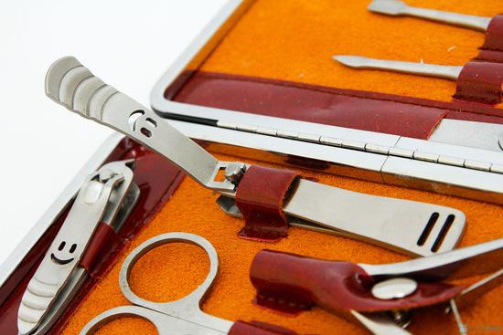 Bộ cắt móng hộp bao da - 8
