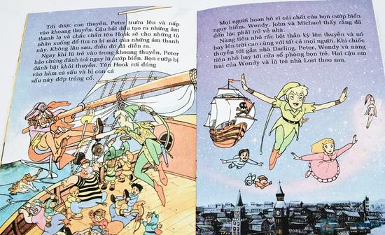 15 cuốn truyện cổ và ngụ ngôn bằng tranh cho bé. Chỉ với 77.000đ - 8