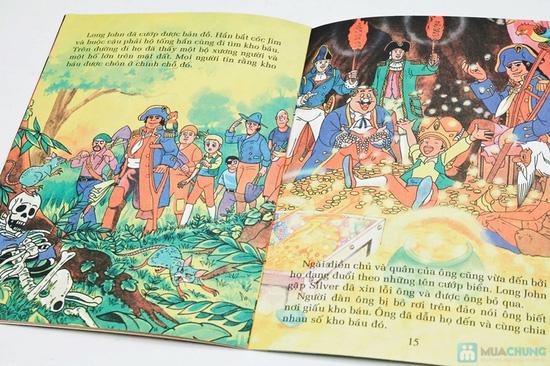 15 cuốn truyện cổ và ngụ ngôn bằng tranh cho bé. Chỉ với 77.000đ - 14