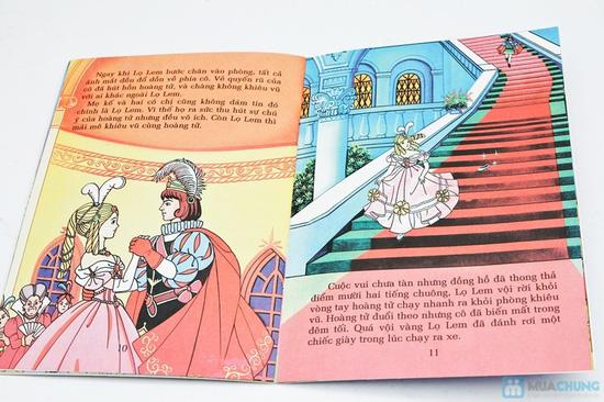 15 cuốn truyện cổ và ngụ ngôn bằng tranh cho bé. Chỉ với 77.000đ - 7
