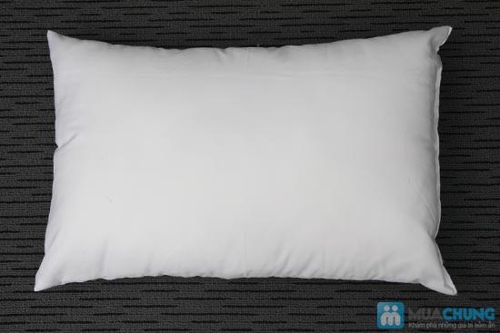 Bộ drap kate + 2 ruột gối hơi 40 x 60cm - Chỉ 225.000đ - 3