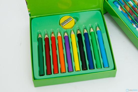 Bộ hộp màu gấp - 9