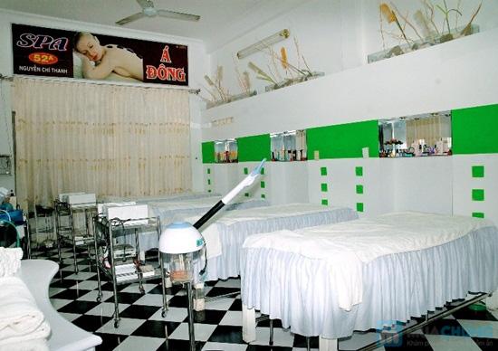 Chăm sóc da mặt với mỹ phẩm The Faceshop (60 phút) tại Thẩm mỹ viện Á Đông - Chỉ 75.000đ - 4