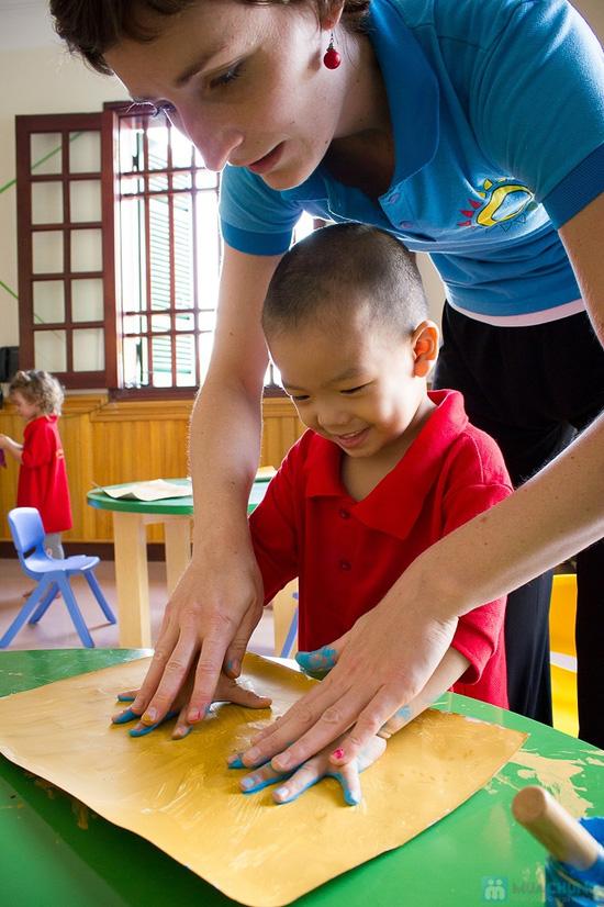 1 tháng học hè cho trẻ mầm non từ 16 tháng- 5 tuổi - 6