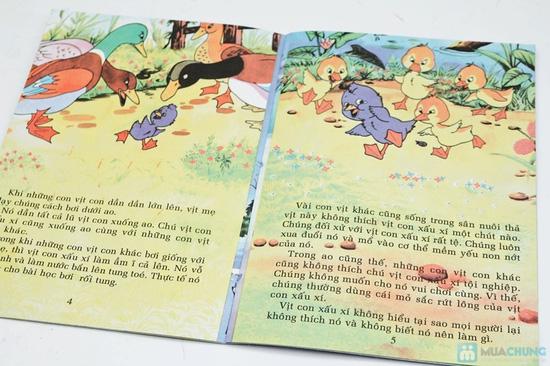 15 cuốn truyện cổ và ngụ ngôn bằng tranh cho bé. Chỉ với 77.000đ - 12