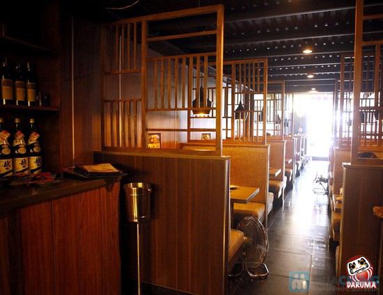 Buffet Lẩu Nhà hàng DURAMA. Voucher cho 2 người - 8