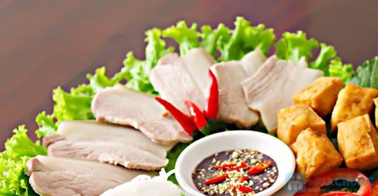 02 Phần bún đậu mắm tôm + 02 ly nước ngọt tại Nhà hàng B - Chỉ 49.000đ - 1