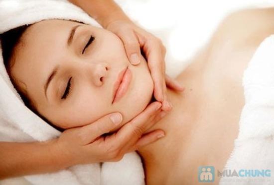 Dịch vụ Massage body và Đặc trị da mặt (nám, thâm, mụn nhăn) bằng tinh chất C tại Omega Spa - Chỉ 125.000đ - 1