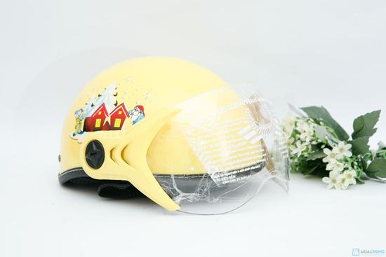 Mũ bảo hiểm cho bé - 4