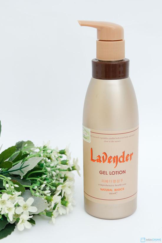 Gel vuốt tóc Lavender - 1