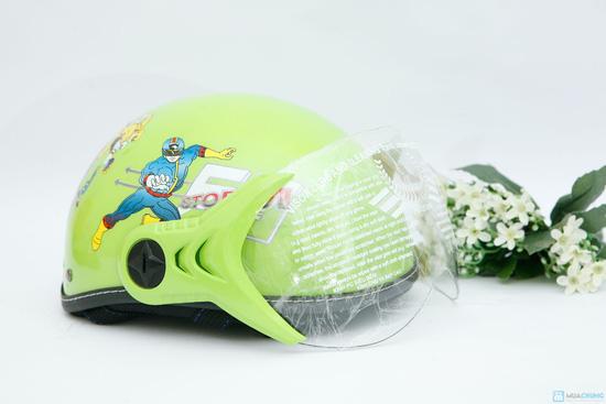 Mũ bảo hiểm cho bé - 2