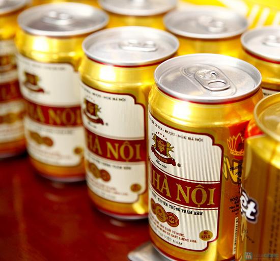 Thỏa sức thưởng thức những cốc bia mát lạnh cùng những món ăn hấp dẫn tại Nhà hàng Kumbo - 5