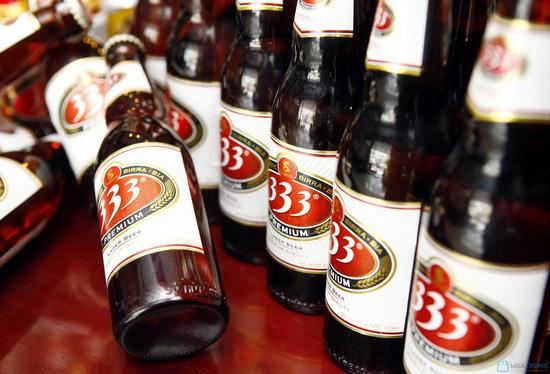 Thỏa sức thưởng thức những cốc bia mát lạnh cùng những món ăn hấp dẫn tại Nhà hàng Kumbo - 12