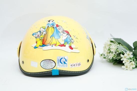 Mũ bảo hiểm cho bé - 9