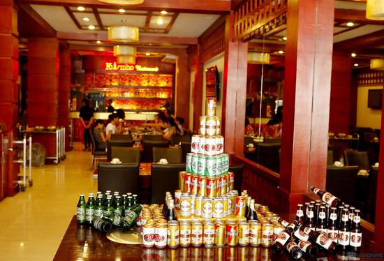 Thỏa sức thưởng thức những cốc bia mát lạnh cùng những món ăn hấp dẫn tại Nhà hàng Kumbo - 13
