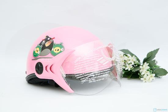 Mũ bảo hiểm cho bé - 10