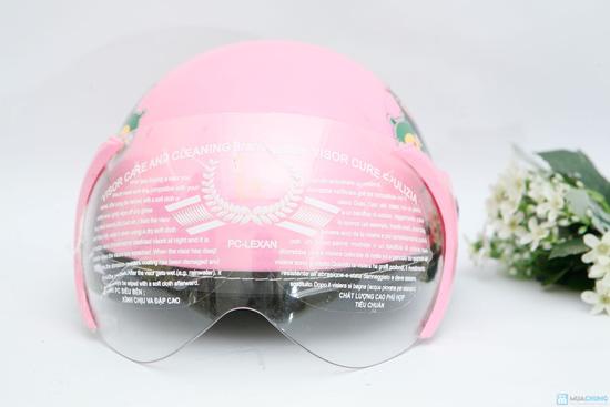 Mũ bảo hiểm cho bé - 5