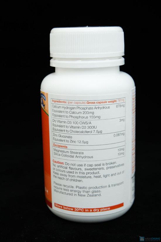 Thực phẩm chức năng bổ sung canxi và vitamin D - 2