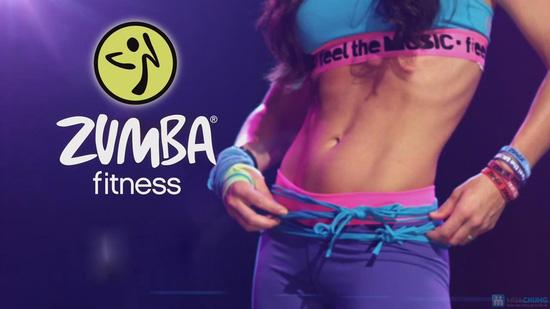Khóa học Zumba Fitness & Yoga tại V - Club - 2
