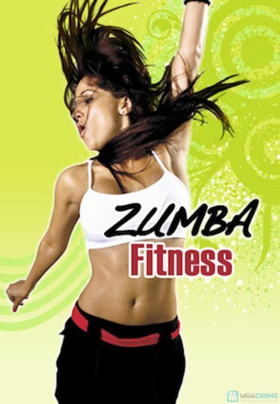 Khóa học Zumba Fitness & Yoga tại V - Club - 1