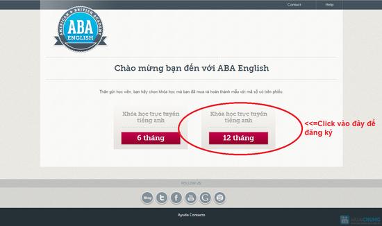 Nói Tiếng anh giọng chuẩn với ABA English Central Châu Âu - Chỉ 352.000VNĐ - 1