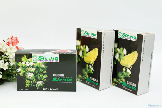 cỏ ngọt dành cho người tiểu đường và béo phì - 1