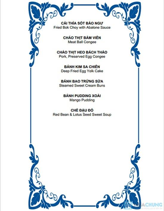 Buffet trưa Dimsum Trung Hoa với 60 món tại Nhà hàng Ming Dynasty - Chỉ 299.000đ - 3