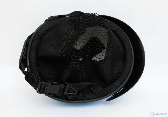 mũ bảo hiểm chính hãng thời trang cho bé HKT - 5