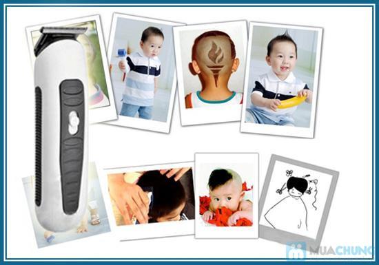 Tông đơ cắt tóc cho bé Baby hair clipper G-60 - 1