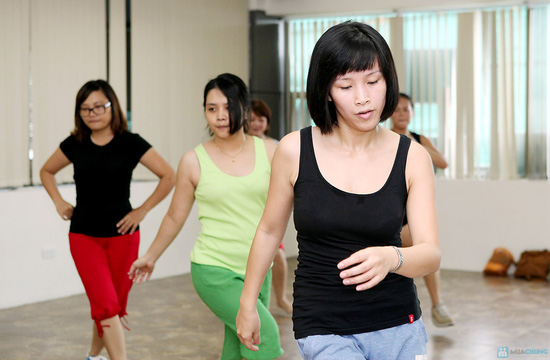 Khóa học Core Fitness tại V - Club - 5