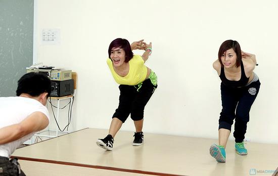 Khóa học Core Fitness tại V - Club - 8